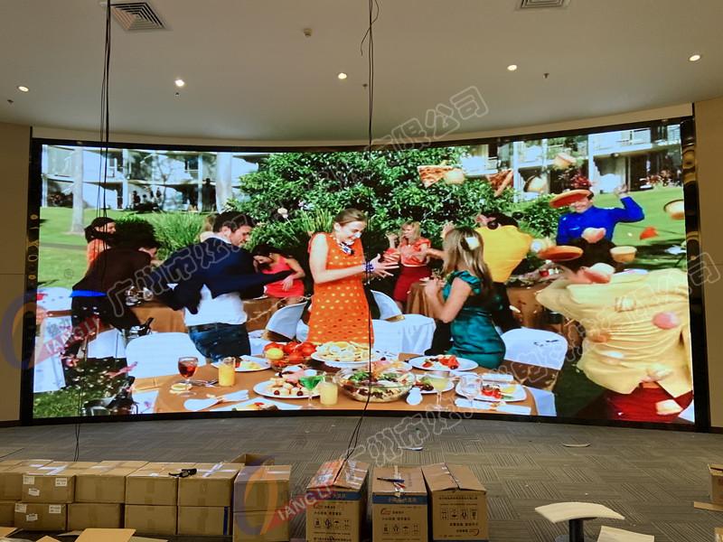 陆丰市青少年宫数字智能功能室项目  室内Q2.5-Pro 39.94m²