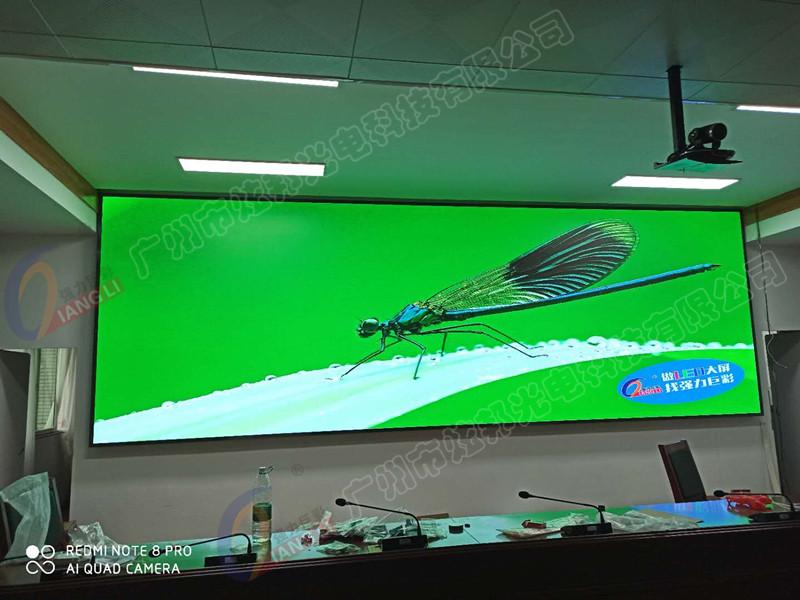 武警广东省中队佛山支队室内Q1.86小间距项目 15.05平米
